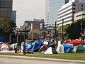 Occupy Baltimore tents, November 3, 2011.jpg