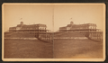 Ocean View Hotel, from Ball's Cottage, by H. Q. Morton.png