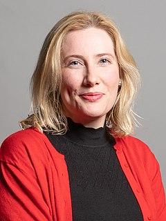 Emma Lewell-Buck British Labour politician