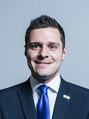 Ross Thomson - Image: Official portrait of Ross Thomson crop 2