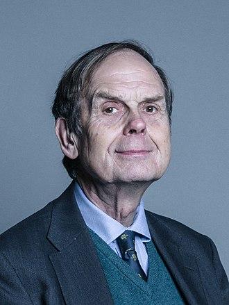 John Montagu, 11th Earl of Sandwich - Official parliamentary portrait