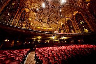 Ohio Theatre (Columbus, Ohio) - Image: Ohio Theatre (feb 2014) 1