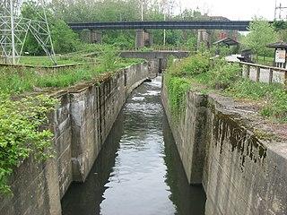 Cascade Locks Historic District historic district in Akron, Ohio, USA