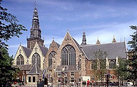 Image illustrative de l'article Vieille église d'Amsterdam