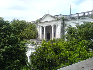 Dhaka - Old High Court of Dacca