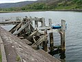 Old Pier at Toscaig - geograph.org.uk - 182089.jpg