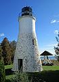 Old Presque Isle Light house.JPG