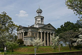 "Vicksburg, Mississippi - Old Warren County Courthouse (""Old Courthouse Museum"")"