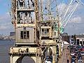 Old port cranes at Port of Antwerp, pic-015.JPG