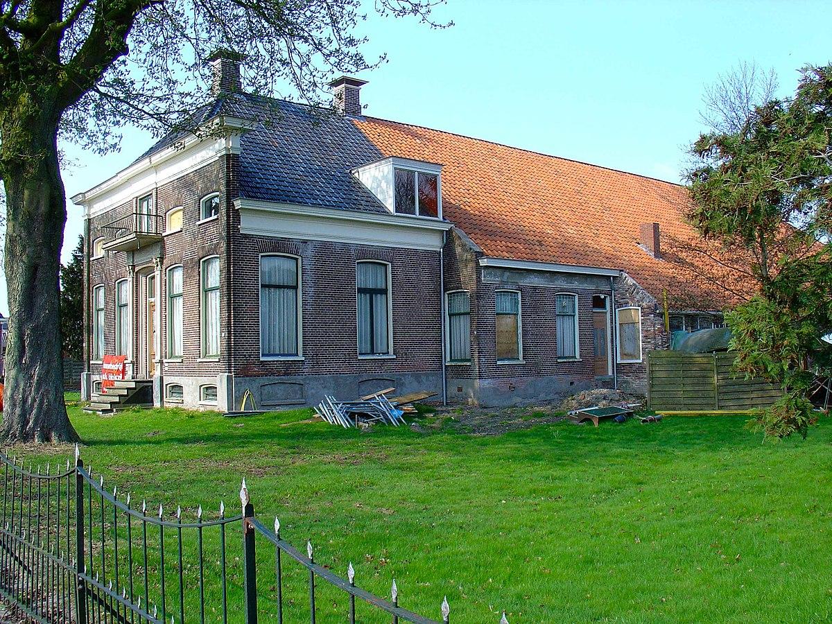 Oldambtster boerderij wikipedia for Boerderij achterhoek te koop