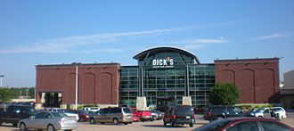 Dick's Sporting Goods - Image: Omaha Westroads Mall 2010