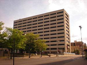 Omaha NE city building