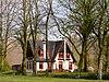 foto van Villaboerderij in Amsterdamse Schoolstijl