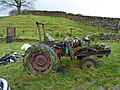 Once a tractor - geograph.org.uk - 1580618.jpg