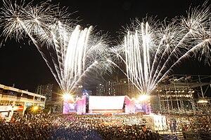 Busan International Film Festival - The Opening Ceremony, 2009