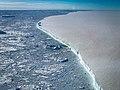 Operation IceBridge View of Larsen C (26376302328).jpg
