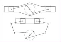 Silnik o przeciwległych cylindrach