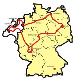 Oranier-Route