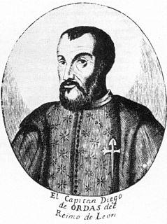 Diego de Ordaz Spanish explorer