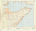 Ordnance Survey Sheet NH 76 (28 76) Cromarty, Published 1950.jpg