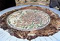 Orienteertafel op Tete de la Maya, Franse Alpen.jpg