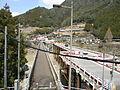 Oritachi-bashi (Bridge) , Totsukawa, Nara01.JPG