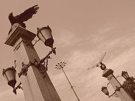 Eagles' Bridge, Sofia