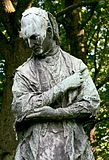 Oslo, statue of Camilla Collett in Oslo (8) BRIGHTER.jpg