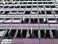 Ostrava, Vítkovice, Průmyslová, budova, okna.jpg