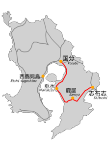 Osumi Line map.png