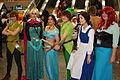 Otakuthon 2014- Peter Pans and Disney Princesses (15026584501).jpg