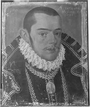 Otto Henry, Count Palatine of Sulzbach - Image: Otto Heinrich von Pfalz Sulzbach (1556 1604, reg. 1582 1604)