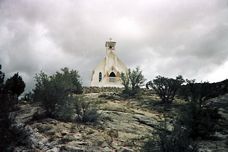 Silver City, Idaho - Our Lady of Tears, Silver City