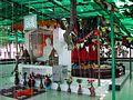 Outdoor Buddha shrine in Dhaka.jpg