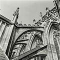 Overzicht van de zuidzijde van het koor bij de sluiting - 's-Hertogenbosch - 20425417 - RCE.jpg