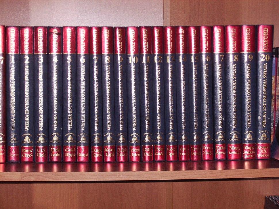 Oxford Wielka Encyklopedia Świata
