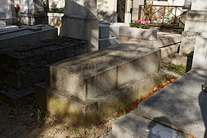 Graves Haughton - Père-Lachaise Cemetery.