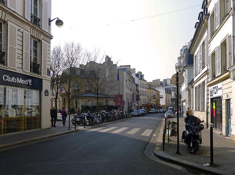 Fichier:P1240158 Paris XVI rue auteuil rwk.jpg