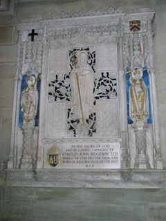 Charles Ridgeway British bishop