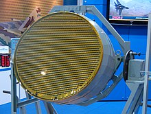 PAK FA AESA Radar