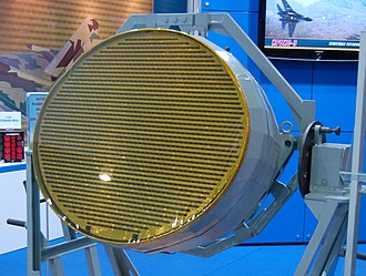 Sukhoi/HAL FGFA - Radar with APAR for the PAK FA/FGFA is provided by NIIP