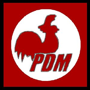 Mexican Democratic Party - Image: PDM Logo