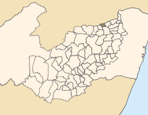 Vertente do Lério - Vertente do Lério in Pernambuco.