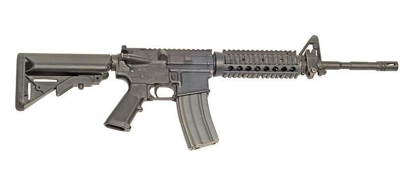 File:PEO M4 Carbine RAS.jpg
