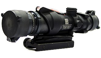 Advanced Combat Optical Gunsight - TA31RCO variant of the ACOG which is designated as the M150 RCO in United States Army service