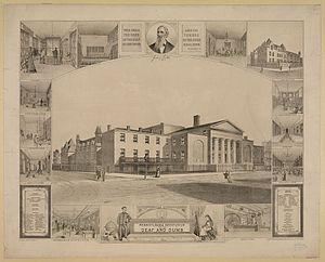 Pennsylvania School for the Deaf - Image: PMSIA 1880