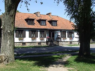 Bieżuń Place in Masovian Voivodeship, Poland