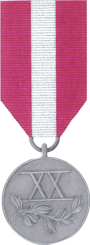 Medal for Long Service