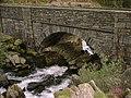 Packhorse Bridge, Pont Pen-y-Benglog,Ogwen - geograph.org.uk - 38034.jpg