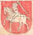 Pahonia. Пагоня (1475-99).jpg